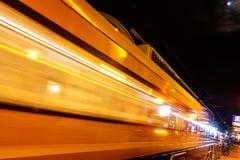 Tram in berlin Stock Image