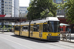 Tram in berlin stock photos