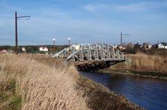 Tram bridge Stock Photo