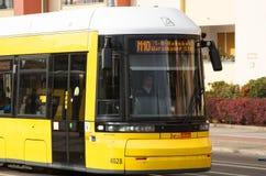 Tram de Berlin Photographie stock libre de droits