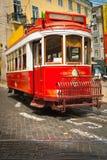 Tram de Lisbonne Photographie stock libre de droits