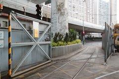 Tram Depot, Fung Mat Rd Royalty Free Stock Photography