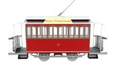 Tram di Elisavetgrad Immagini Stock