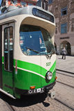 Tram in Graz, Austria Royalty Free Stock Photo