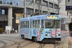 Tram Hokkaido Royalty Free Stock Photos
