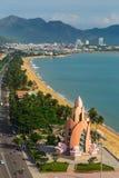 Tram Huong Tower in Nha Trang Stock Image