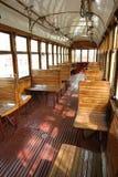 Tram inside Stock Photos