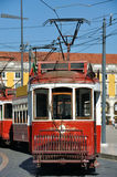 Tram in Lisbon, Portugal Stock Photography