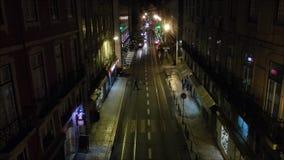 Tram a Lisbona Portogallo archivi video
