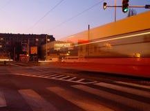 Tram Lodz. Stock Photos
