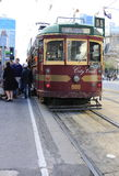Tram Melbourne  Stock Photography