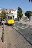 Tram no 12, Lisbon Royalty Free Stock Photography
