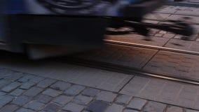 Tram stock video
