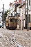 Tram in Porto Stock Photography