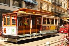 Tram at San Francisco Royalty Free Stock Photo