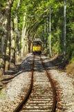 Tram. Sintra s tram, Sintra Mountain, Portugal Royalty Free Stock Image