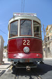 Tram in Soller Royalty Free Stock Photography