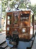 Tram, Soller, Majorca Stock Afbeeldingen