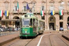 Tram, Turin Royalty Free Stock Image