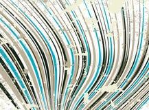 Trama sucia de la ilustración del fondo del vector Fotos de archivo libres de regalías