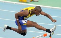 Tramaine Maloney av Barbados Arkivfoton