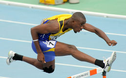 Tramaine Maloney delle Barbados Fotografie Stock