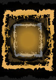 Trame abstraite Illustration de Vecteur