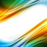 trame abstraite de couleur Photos stock