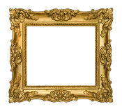 Trame antique d'or Image stock