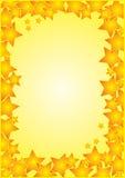 Trame avec le cadre d'étoiles Image libre de droits
