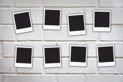 Trame blanc de photo photos libres de droits