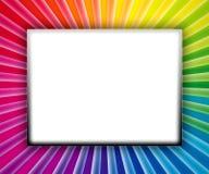 trame colorée Illustration Libre de Droits