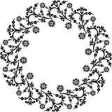 Trame décorative, vecteur Images stock