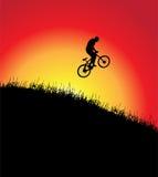 Trame de bicyclette Images libres de droits