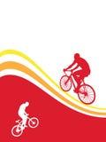 Trame de bicyclette Photo stock