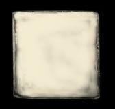 Trame de blanc de photo de cru Image libre de droits