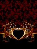 Trame de coeur Photos libres de droits