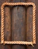 Trame de corde Image libre de droits