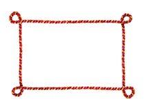 Trame de corde Photos libres de droits