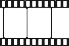 Trame de film illustration de vecteur