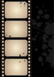 Trame de film grunge Photo libre de droits