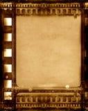 Trame de film grunge Photographie stock libre de droits