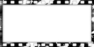 Trame de Filmstrip Images libres de droits