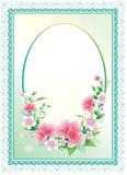 Trame de fleur Photographie stock