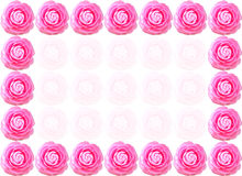 Trame de fleur de camélia illustration de vecteur
