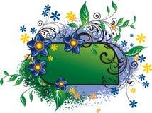 trame de fleurs Photographie stock libre de droits