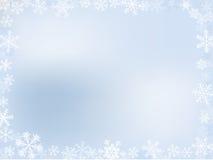 Trame de l'hiver Photo libre de droits