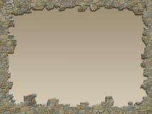 Trame de mur Image libre de droits