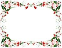 Trame de Noël Photographie stock libre de droits