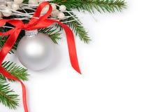 Trame de Noël Image stock